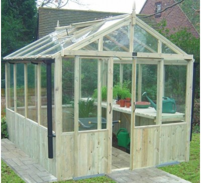 Kelham Traditional Greenhouse 6x6Ft
