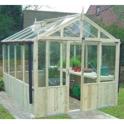 Kelham Traditional Greenhouse 6x6Ft