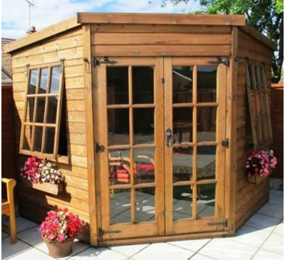 Kirton Corner Summerhouse 6x6Ft