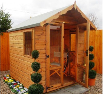 Wiltshire Summerhouse 6x6Ft