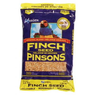 Hagen Finch Feed 1.36kg