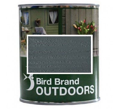 Bird Brand Outdoors Slate Grey 2.5 litres
