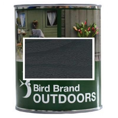 Bird Brand Outdoors Anthracite 1 litre