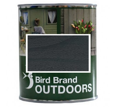 Bird Brand Outdoors Anthracite 2.5 litres