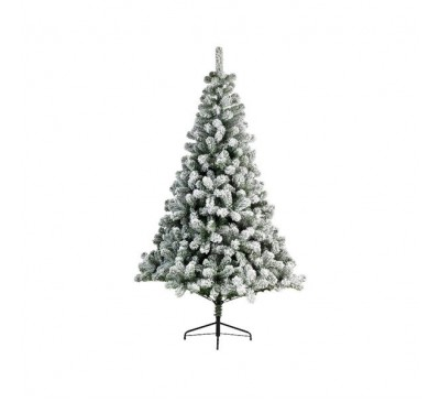 Snowy Imperial Pine Christmas Tree 210cm