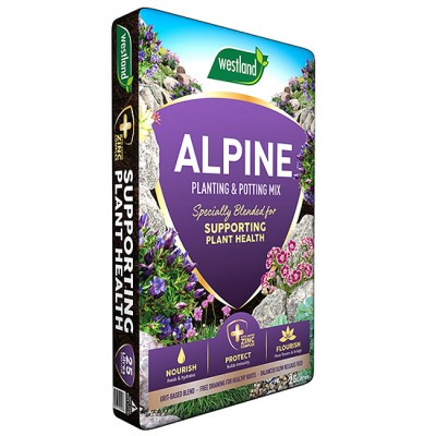 Westland Alpine Planting & Potting Mix 25Ltr