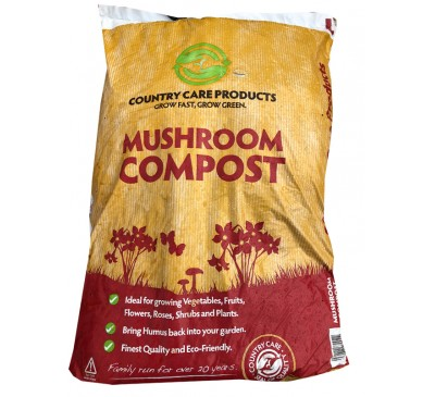 Country Care Products - Mushroom Compost 50ltr