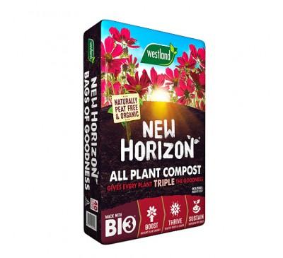 New Horizon All Purpose Plant Compost 60 Litres