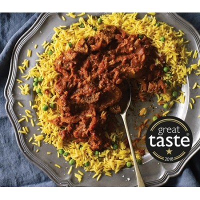 Beef Madras (Serves 1)