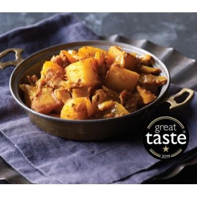 Bombay Potatoes (Serves 2)
