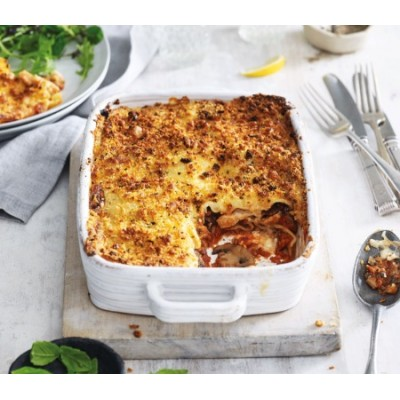 Chicken and Mushroom Lasagne (Serves 1)