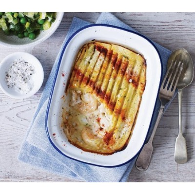 Classic Fish Pie (Serves 2)