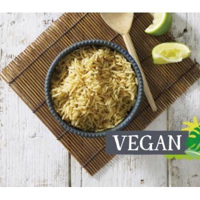 Coconut & Lime Leaf Rice (Serves 1)