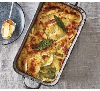 Dauphinoise Potatoes (Serves 1)