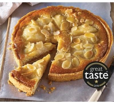 Pear & Ginger Tart (Serves 6-8)