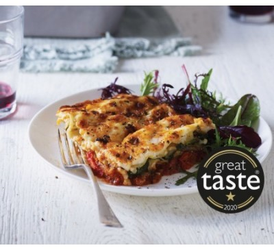 Roasted Vegetable Lasagne (Serves 1)