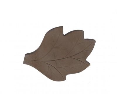 Leaf Stepping Stone 580x420mm Twilight