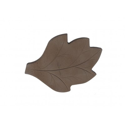 Leaf Stepping Stone 580x420mm Twilight