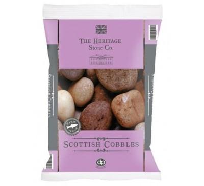 The Heritage Stone Co. Scottish Cobbles 50- 75mm