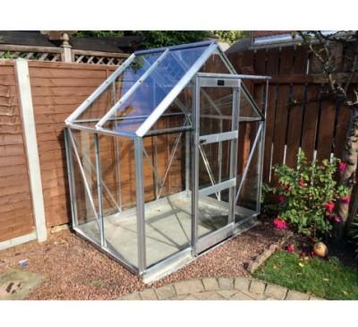 Elite Greenhouse Craftsman 4'4ft x 6'3ft