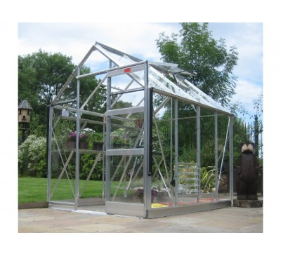 Elite Greenhouse - High Eaves 4'4ft x 6'3ft