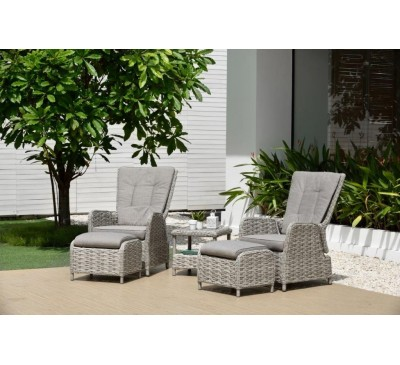 Eden Reclining Chair Set