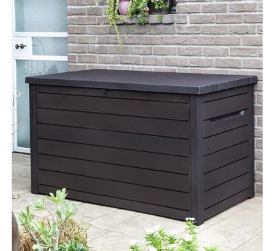 Anthracite XXL Deck Box 870L