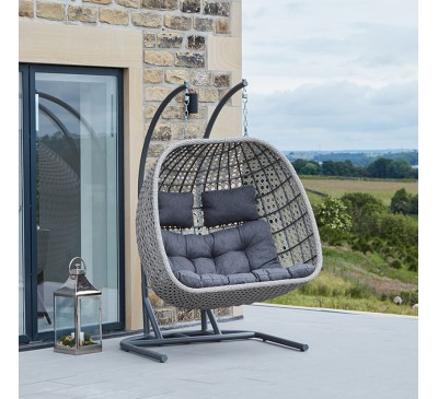 Brooklyn Double Hanging Chair