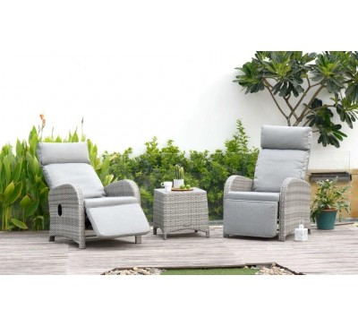 Aruba Reclining Chair Set