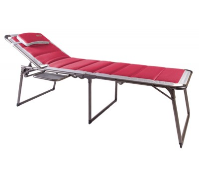 Bordeaux Pro Lounger with Side Table