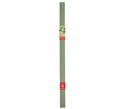 Smart Garden Gro-Stake 6pc Multipack 120cmx11mm