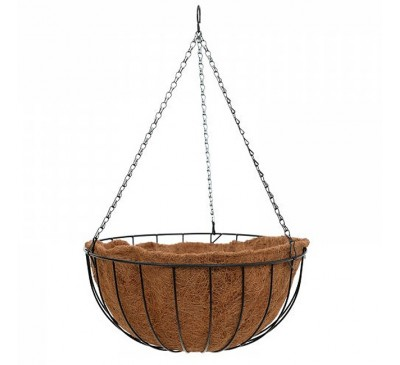 12 inch Smart Hanging Basket with Liner