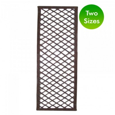 Smart Garden Extra Strong Framed Willow Trellis Square