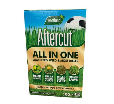 Lawn Essential - Aftercut All in One Lawn Treatment 100m2