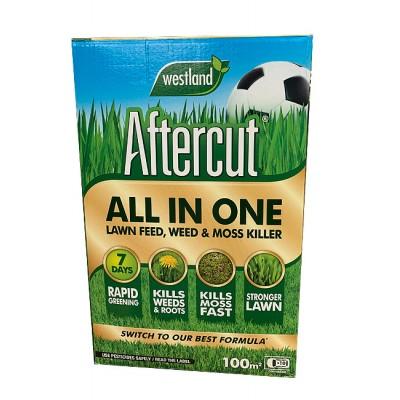 Lawn Essential - Aftercut All in One Lawn Treatment 100m2