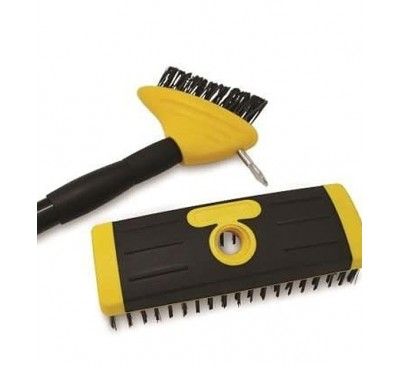 Extending Paving Brush Set (extends from 80cm - 140cm)