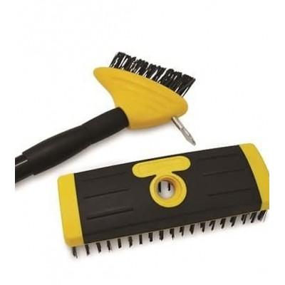 Extending Paving Brush Set (extends from 80cm - 140cm)