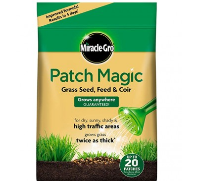 Lawn Essential - Miracle Gro Patch Magic 1.5kg