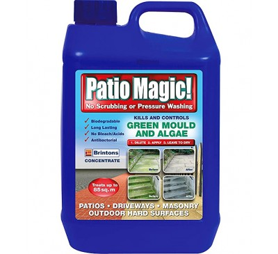 Patio Magic 5 Litres