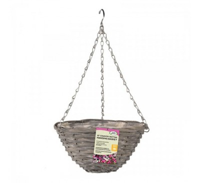 14 inch Sable Willow Basket Pre-lined