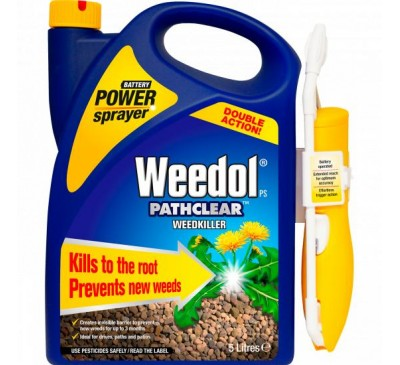 Weedol PS Pathclear Weedkiller 5L