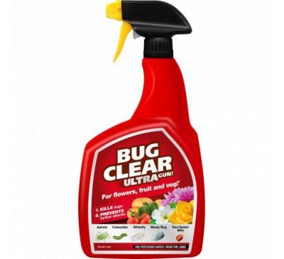 BugClear™ Ultra Gun! 1L Spray