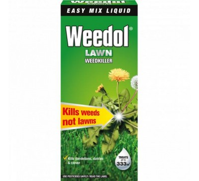 Weedol Lawn Weedkiller 500ml
