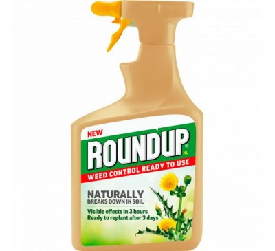 Roundup Weed Control Ready to Use Spray 1L