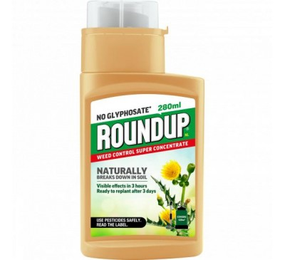 Roundup Weed Control Concentrate 280ml