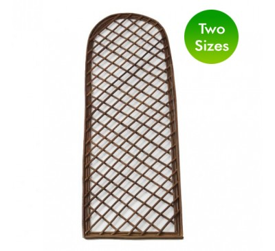 Smart Garden Extra Strong Framed Willow Trellis Round