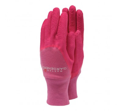 Town & Country Master Gardener Pink Gloves Medium