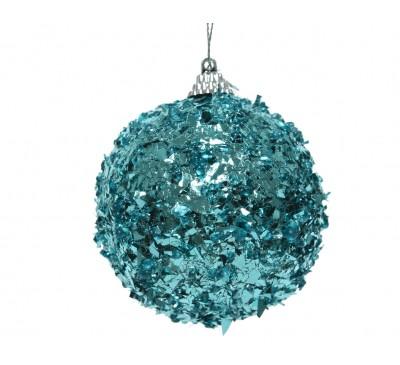 Bauble Foil Turquoise