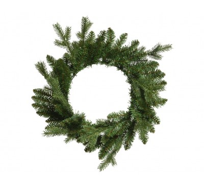 Allison Wreath 50cm green