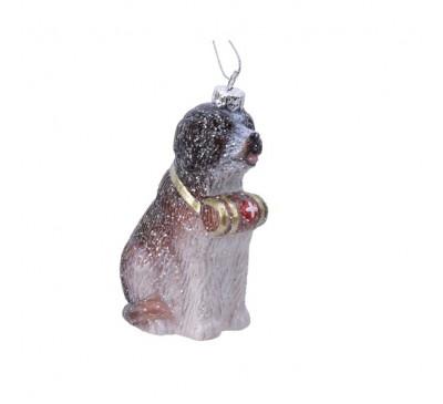 Shatter Proof Dog Tree Decoration